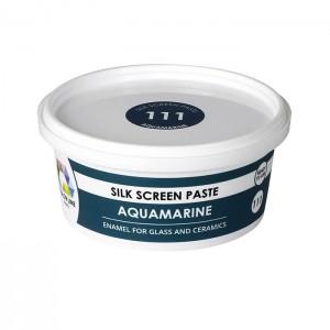 Aquamarine-silk-screen-paste