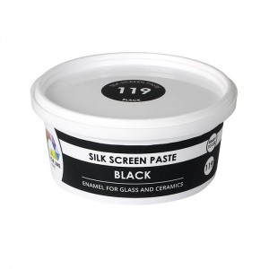 Black-silk-screen-paste