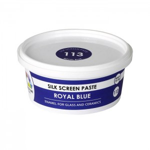 Royal-Blue-silk-screen-paste