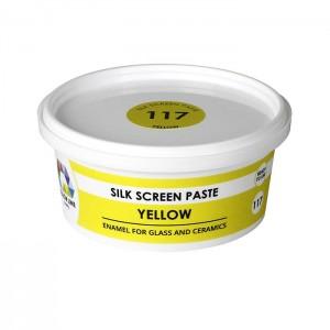Yellow-silk-screen-paste